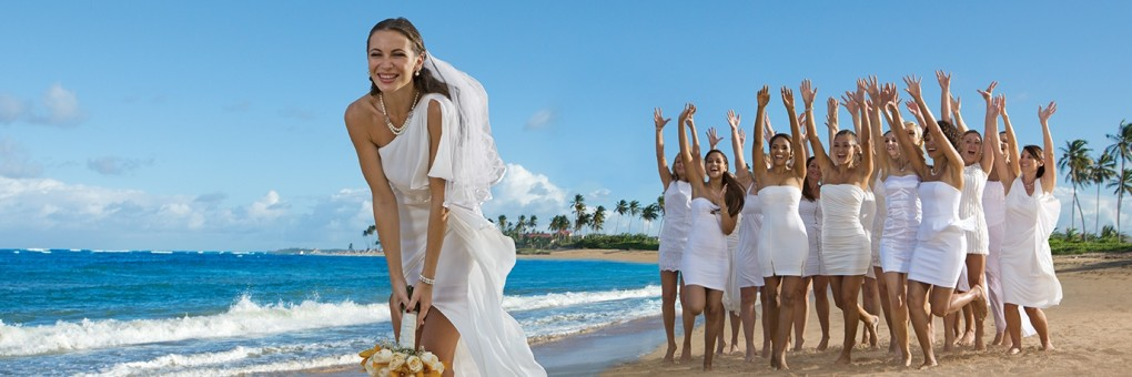 Free Destination Weddings at Breathless Resorts