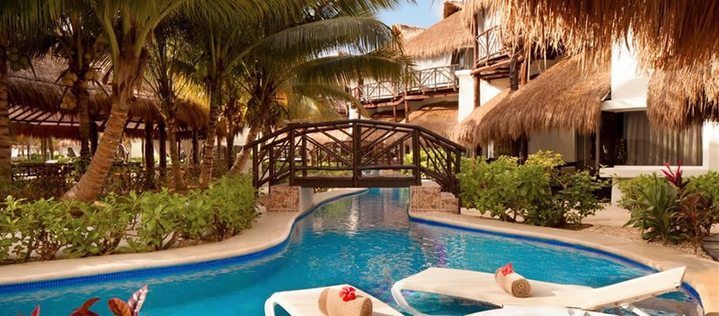 Free Destination Weddings at El Dorado Casitas Royale