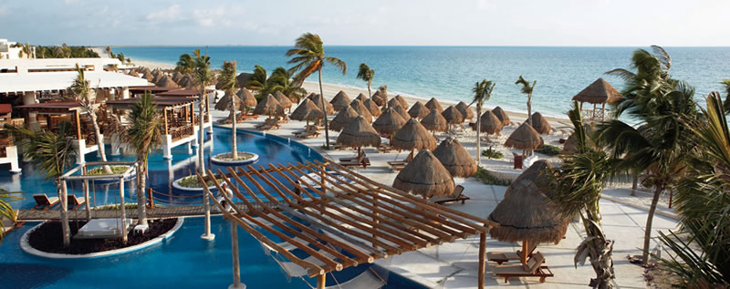 Free Destination Weddings at Excellence Playa Mujeres