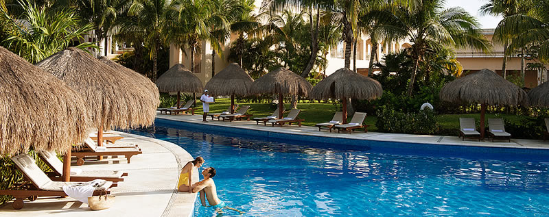 Free Destination Weddings at Excellence Riviera Cancun
