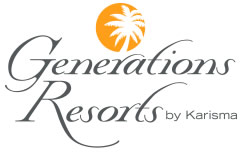 Free Destination Weddings at Generations Resorts