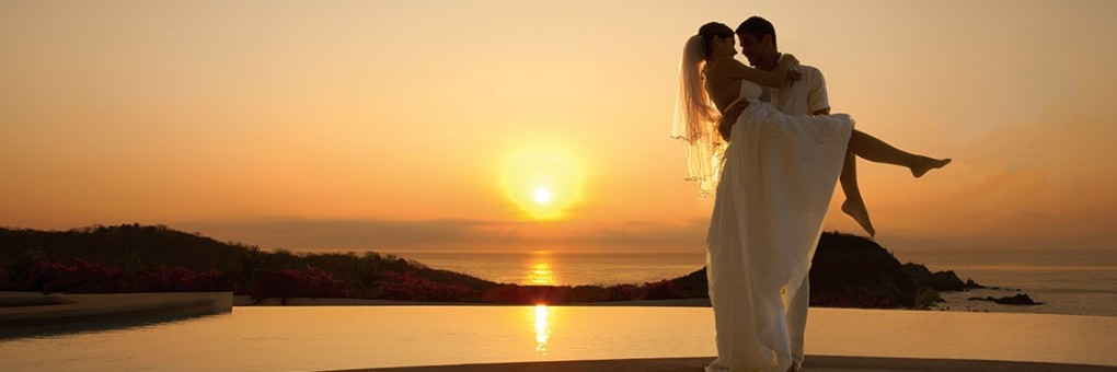 Free Destination Wedding at Secrets Resorts
